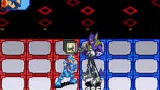 Challenge Lego: Megaman VS Shademan Omega
