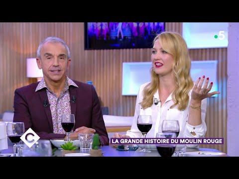 La Grande Histoire Du Moulin Rouge ! - C à Vous - 04/10/2019