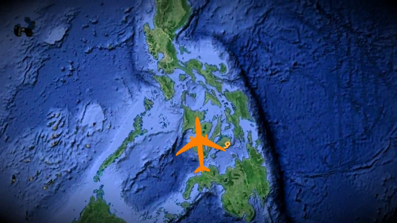 Airplane Animation Philippines To Taiwan