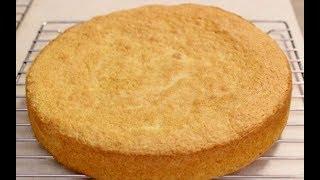 Recipe - Pressure Cooker Sponge Cake