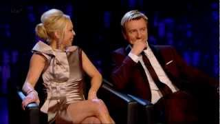Torvill and Dean on Life Stories - the dabbling bit!