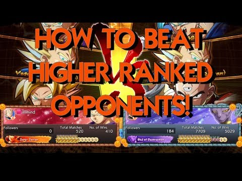 [DBFZ] Just_Relax_Kid vs. Ultima Guide! - How to BEAT High Ranked Opponents