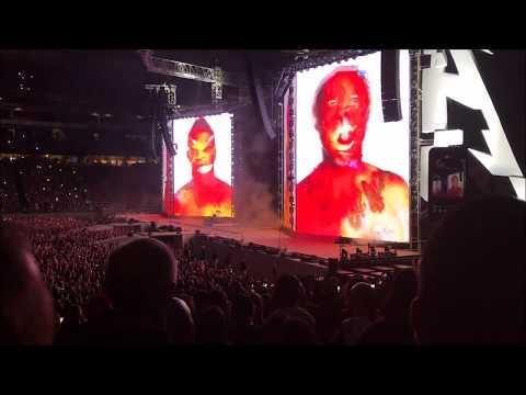 Metallica 8-4-2017 - Phoenix: Opening, Hardwired & Atlas Rise