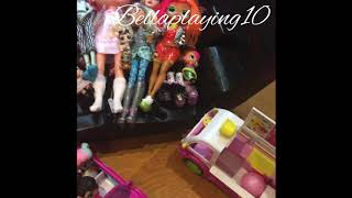 LOL Dolls, our Doll Collection and Unboxing