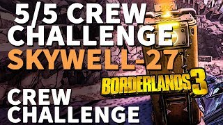 Borderlands 3 Skywell 27 Target Of Opportunity Loliasian