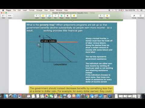 Chapter 16 Poverty and Income inequality micro