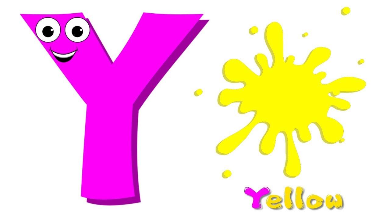 تعليم حروف الانجليزية للأطفال حرف Y العاب بنات سلايم تعليم الاطفال الحروف العربية بالصوت والصورة Youtube