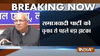 UP election 2017 : SP loses senior leader Ambika Chaudhary to BSP