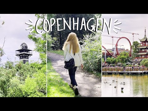 Took a trip to Copenhagen 💕 | Digital Diaries