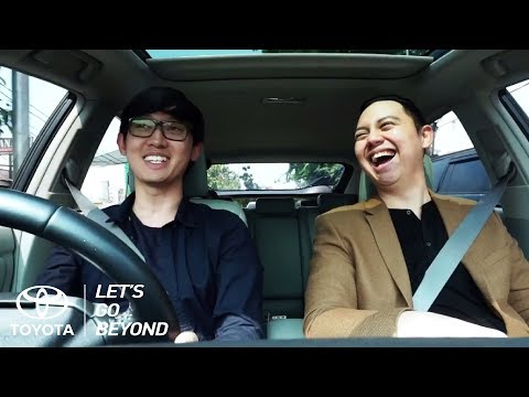New Project by Chandra Liow x Eka Gustiwana ft. Hanggini - in collaboration with Toyota Indonesia