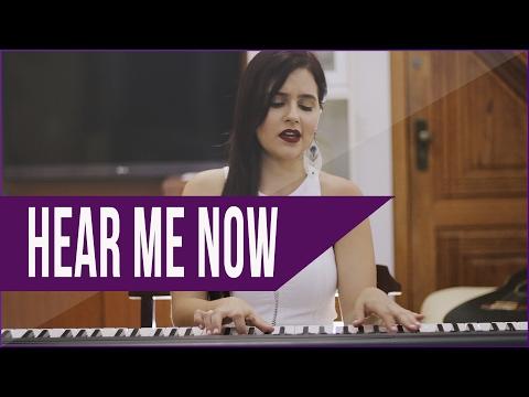 Alok Bruno Martini feat Zeeba - Hear Me Now Rhendra Nadyer cover