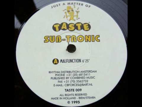 Sub-Tronic - Malfunction