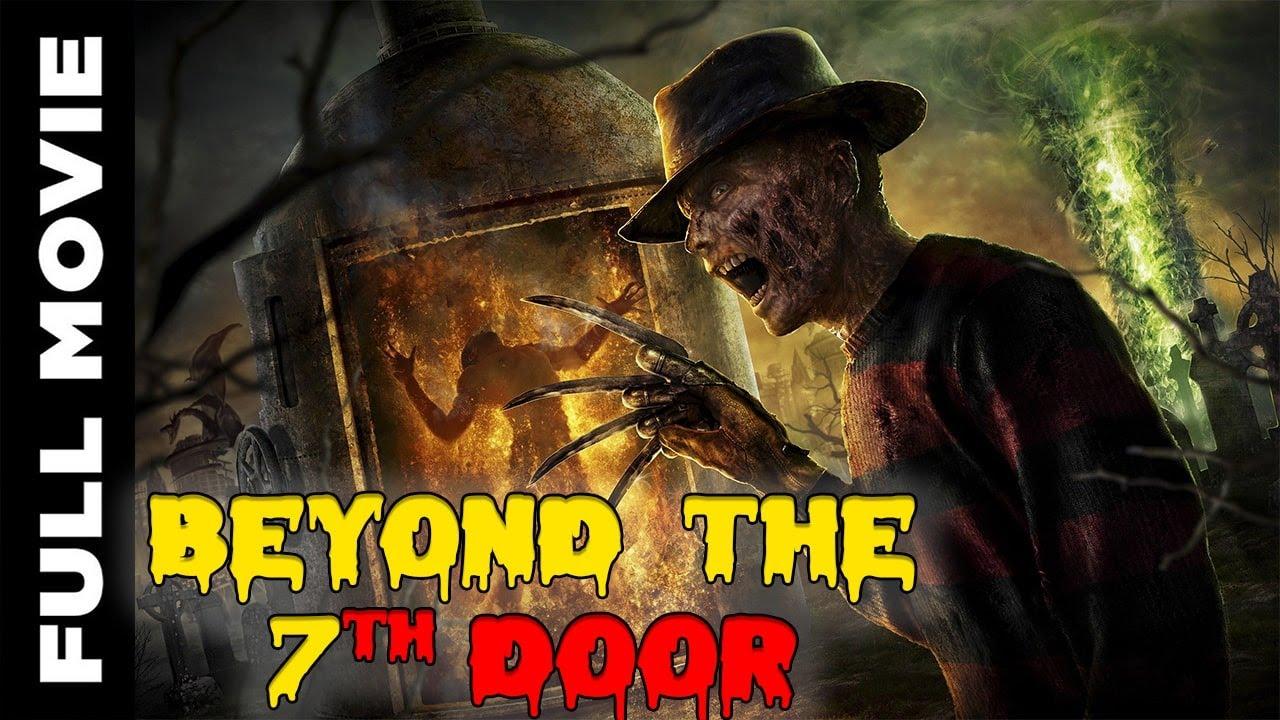 Beyond the 7th Door    Hollywood Horror Mystery Movie    Lazar Rockwood, Bonnie Beck