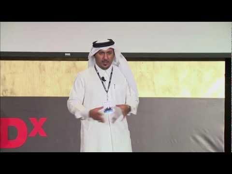 TEDxYouth@Doha - Abdul Hameed Al Yousef - Al Khayal/Imagination (Arabic)