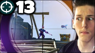 TODAY ARE TFUE 13 BOMBS. A PART PART HERO TO 0, free skin, grandfather's pump? FORTNITE ITA NEX