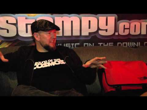 Tom Middleton interview. Live @Stompy + Sunset 9-4-11
