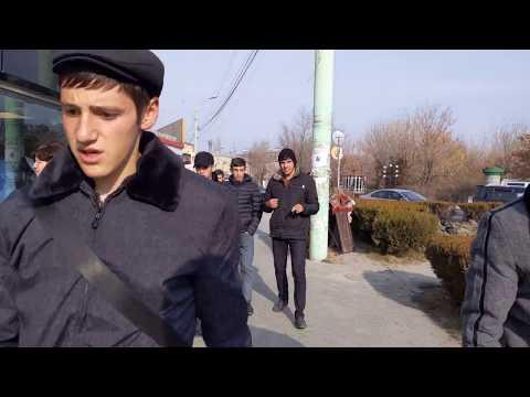 [4K] Walking Around Gyumri, Armenia