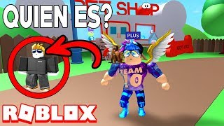 THE STRANGE PLAYER APPEARING IN MY VIDEOS 😰 | ROBLOX