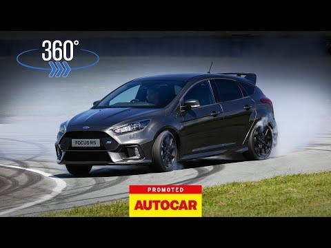 Promoted: Take a 360-degree ride in the Ford Focus RS