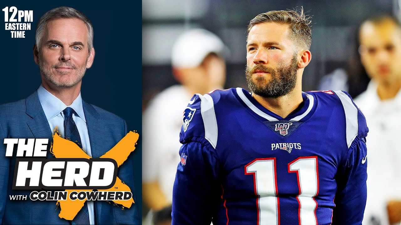 Colin Cowherd - Why Julian Edelman is Hall of Fame Worthy
