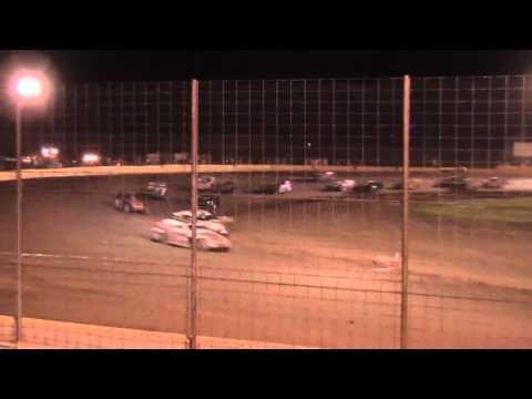 Sport Mod Main at Lady Luck Speedway 7-6-12