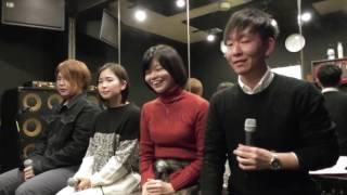 麗澤大学アカペラサークル~音もだち~ Lead: まこ(4回生) Top: もえ (3回...