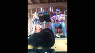 Ben Harper - Burn One Down Cover ( Bos and Huck)