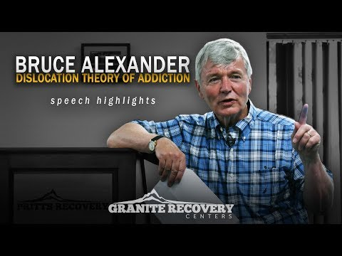 Bruce Alexander - Dislocation Theory Of Addiction