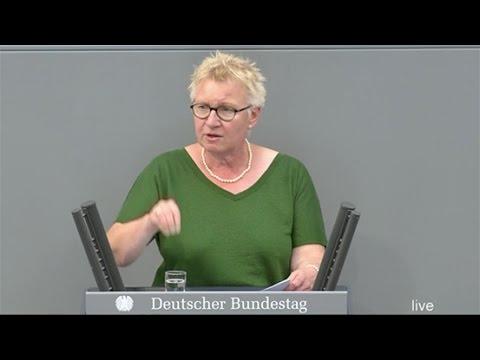 Jutta Krellmann, DIE LINKE: Stressfreies Arbeiten heißt Arbeitszeit begrenzen