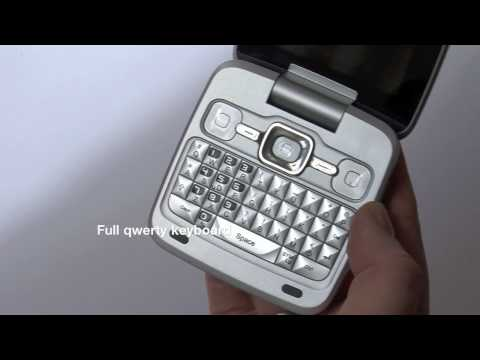 Alcatel OT-808 Ladyphone hands-on