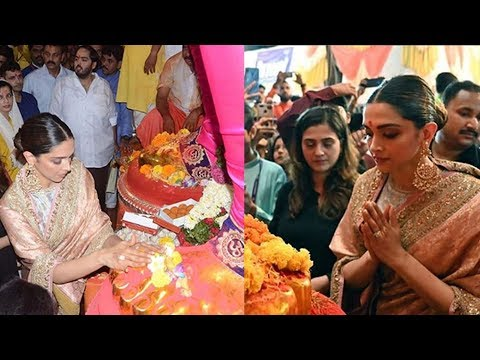 Deepika Padukone seeks blessings from Lalbaugcha Raja during Ganpati utsav Mp3