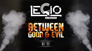 Download Hardstyle | Between Good & Evil | May 2017 | Mixed by Legio MP3 song and Music Video