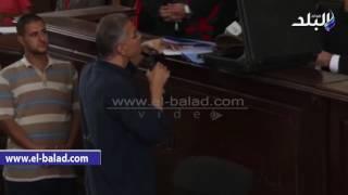 بالفيديو.. عصام سلطان للمحكمة: المبلغ المضبوط معى أكثر من كده فين الباقى