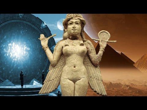 Anunnaki History and Alien Gods Revealed with Gerald Clark (½)