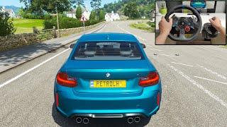 Forza Horizon 4 - BMW M2 (Logitech g29 + Shifter) | Gameplay