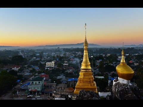 Remote Myanmar gets ready for tourism boom