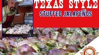 Texas Style Stuffed Jalapeños - Elk & Bacon