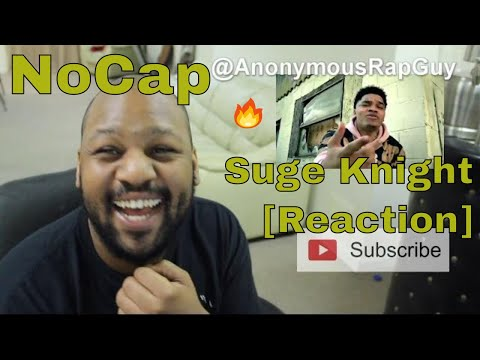 NoCap – Suge Night [Official Video Reaction]