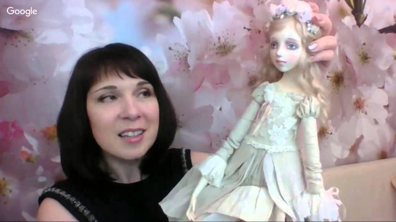 Как сделать будуарную куклу фото 447