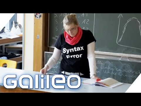 Das Gleitzeit-Gymnasium | Galileo Lunch Break