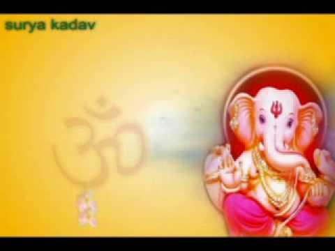 Ekadantaya Vakratundaya Gauri Tanaya With Lyrics   Shankar Mahadevan
