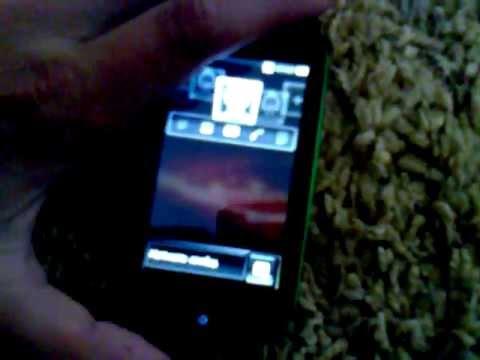 Обзор Sony Ericsson MIX Walkman