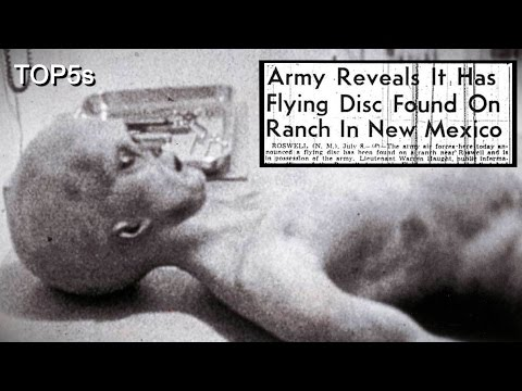 5 Most Controversial UFO & Alien Cover Ups in History