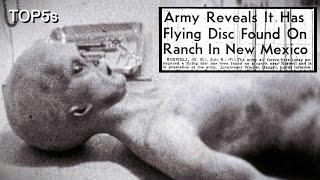 5 most controversial ufo alien cover ups in history