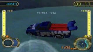 Hot Wheels Velocity X Gameplay Challenge 11 HD