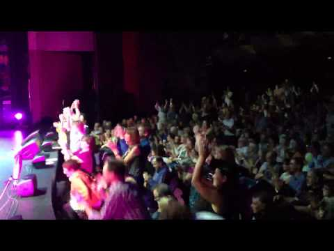 Standing Ovation at Adelaide Festival Theatre