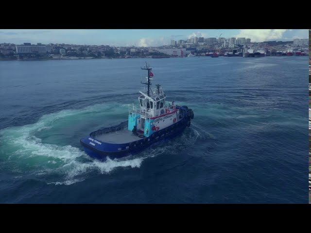 Navtek Naval Technologies develops the world's first zero-emissions tugboat