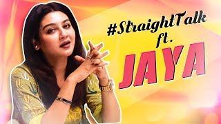Jaya Ahsan | Straight Talk | Crisscross | Birsa Dasgupta | SVF