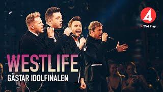 "Westlife – ""My Blood"" – Idol 2019 - Idol Sverige (TV4)"
