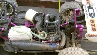how to add after run oil to your nitro engine